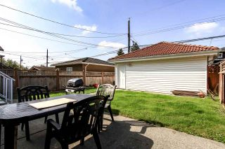 Photo 20: 6583 SHERBROOKE Street in Vancouver: South Vancouver House for sale (Vancouver East)  : MLS®# R2111969