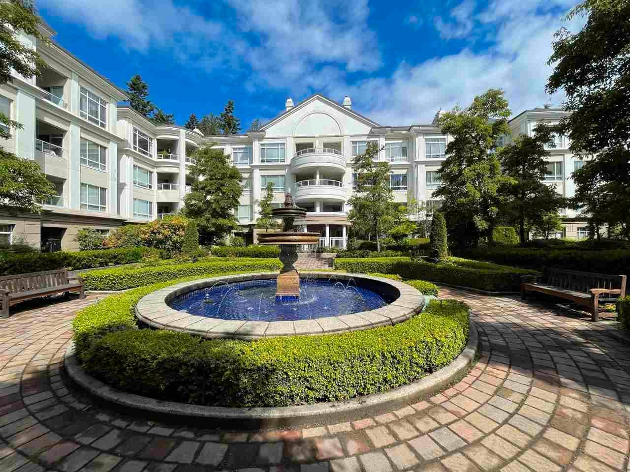"""Main Photo: 104 5735 HAMPTON Place in Vancouver: University VW Condo for sale in """"THE BRISTOL"""" (Vancouver West)  : MLS®# R2590076"""
