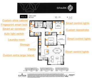 """Photo 16: 309 4033 MAY Drive in Richmond: West Cambie Condo for sale in """"Spark"""" : MLS®# R2599069"""