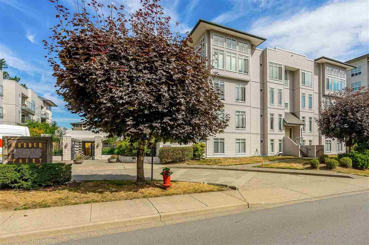 Main Photo: 214 32085 GEORGE FERGUSON WAY in Abbotsford: Abbotsford West Condo for sale : MLS®# R2520339