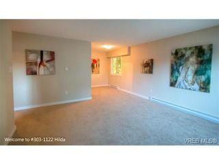 Photo 3: 303 1122 Hilda St in VICTORIA: Vi Fairfield West Condo for sale (Victoria)  : MLS®# 698197