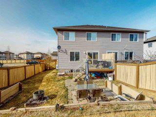 Photo 28: 110 ACACIA Circle: Leduc House Half Duplex for sale : MLS®# E4241155