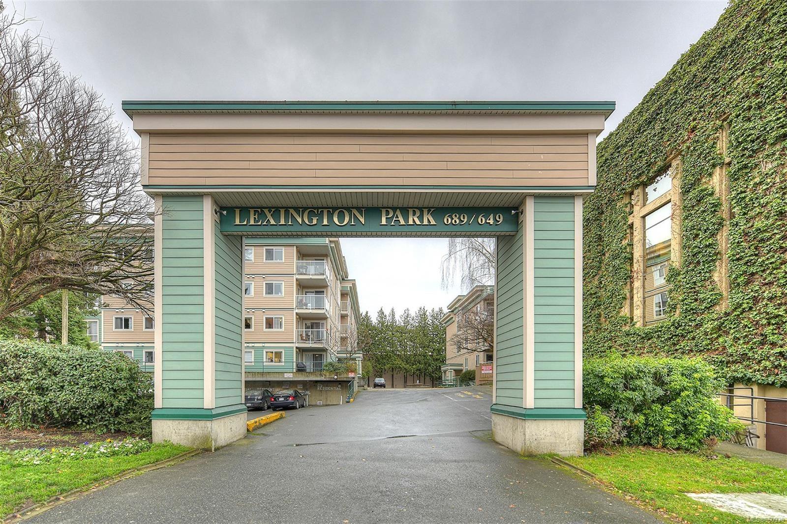 Main Photo: 310 649 Bay St in : Vi Downtown Condo for sale (Victoria)  : MLS®# 860930