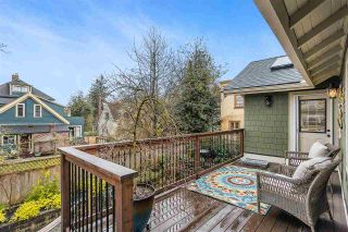 """Photo 29: 228 GIFFORD Place in New Westminster: Queens Park House for sale in """"QUEEN'S PARK"""" : MLS®# R2588400"""