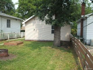 Photo 14: 196 Notre Dame Street in WINNIPEG: St Boniface Residential for sale (South East Winnipeg)  : MLS®# 1518178