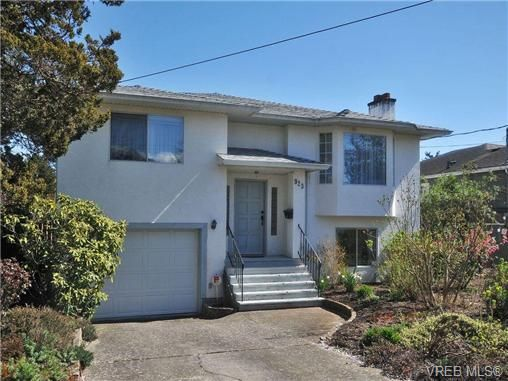Main Photo: 923 Lawndale Avenue in VICTORIA: Vi Fairfield East Residential for sale (Victoria)  : MLS®# 335415