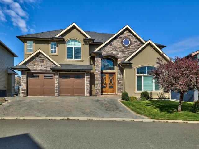 Main Photo: 23 460 AZURE PLACE in Kamloops: Sahali House for sale : MLS®# 164185