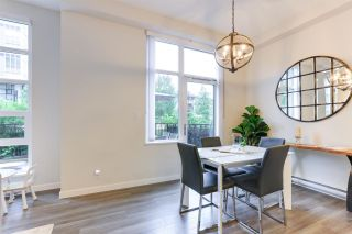 """Photo 13: 104 3096 WINDSOR Gate in Coquitlam: New Horizons Townhouse for sale in """"MANTYLA"""" : MLS®# R2589621"""