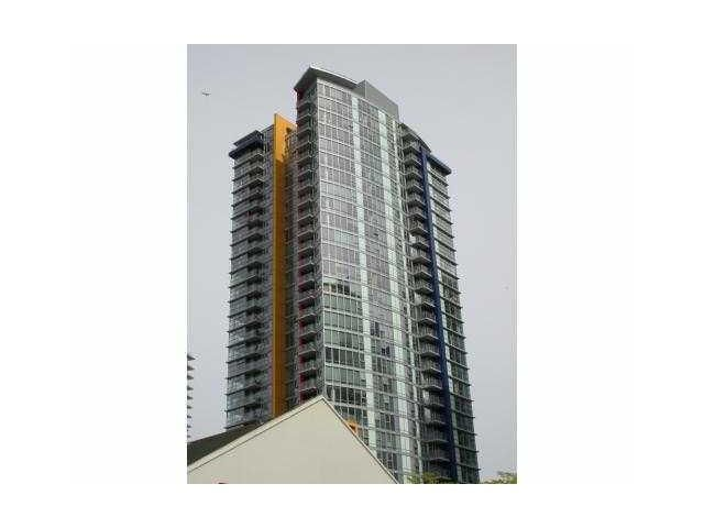 """Main Photo: 2002 602 CITADEL PARADE in Vancouver: Downtown VW Condo for sale in """"SPECTRUM 4"""" (Vancouver West)  : MLS®# V932946"""
