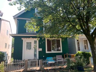 Photo 1: 538 UNION Street in Vancouver: Strathcona Fourplex for sale (Vancouver East)  : MLS®# R2612807