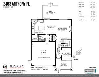 Photo 57: 2463 Anthony Pl in Sooke: Sk Sunriver House for sale : MLS®# 885514
