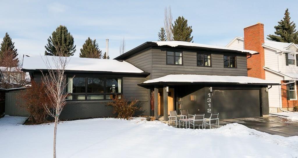Main Photo: 1312 KILLEARN Avenue SW in Calgary: Kelvin Grove House for sale : MLS®# C4145582