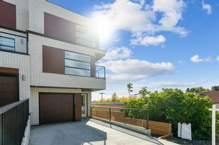 Main Photo: 4124 Stanley Road SW in Calgary: Parkhill Semi Detached for sale : MLS®# A1149338