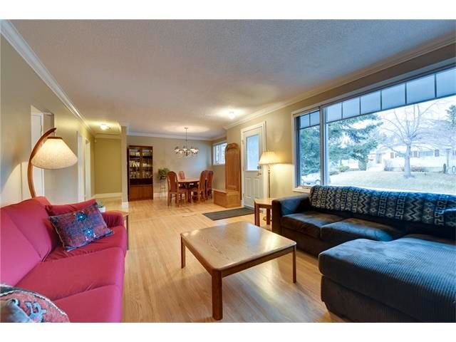 Photo 10: Photos: 3235 BEARSPAW Drive NW in Calgary: Brentwood House for sale : MLS®# C4053650