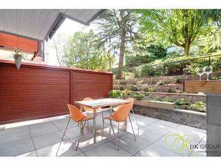 Photo 6: 105 2142 CAROLINA Street in Vancouver East: Home for sale : MLS®# V909088
