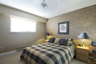 """Photo 8: 218 32691 GARIBALDI Drive in Abbotsford: Abbotsford West Townhouse for sale in """"CARRIAGE LANE"""" : MLS®# R2127583"""