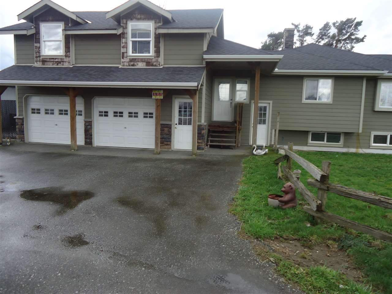 Main Photo: 42522 KEITH WILSON Road in Chilliwack: Greendale Chilliwack House for sale (Sardis)  : MLS®# R2544012
