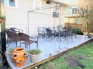 """Photo 39: 1607 HAMILTON Street in New Westminster: West End NW House for sale in """"WEST END"""" : MLS®# R2536882"""