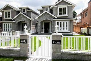 Photo 1: 8052 19TH Avenue in Burnaby: East Burnaby 1/2 Duplex for sale (Burnaby East)  : MLS®# R2188384