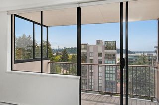 """Photo 8: 602 555 13TH Street in West Vancouver: Ambleside Condo for sale in """"Parkview Tower"""" : MLS®# R2591650"""