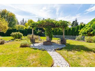 """Photo 35: 25120 57 Avenue in Langley: Salmon River House for sale in """"Strawberry Hills"""" : MLS®# R2500830"""