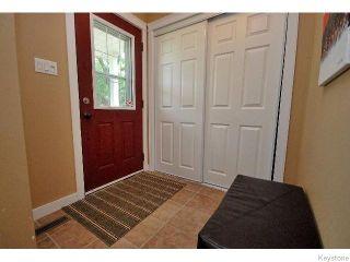 Photo 3: 136 Harrowby Avenue in WINNIPEG: St Vital Residential for sale (South East Winnipeg)  : MLS®# 1518220