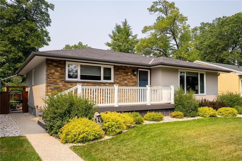 Main Photo: 145 Buxton Road in Winnipeg: East Fort Garry Residential for sale (1J)  : MLS®# 202119309