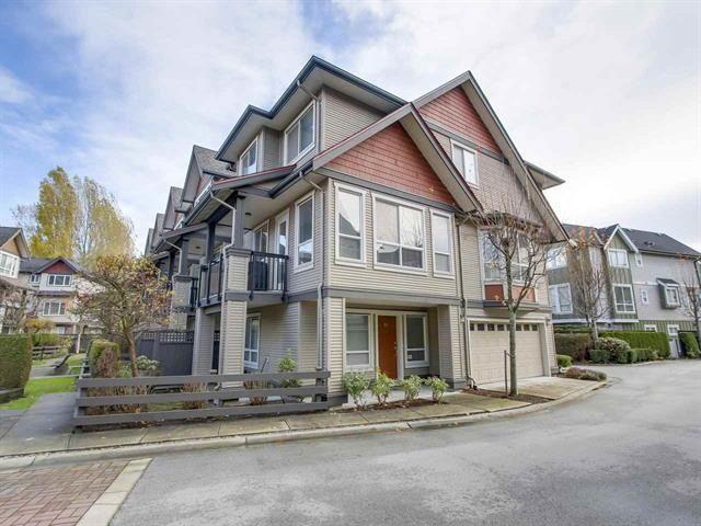 "Main Photo: 21 22380 SHARPE Avenue in Richmond: Hamilton RI Townhouse for sale in ""Rosedale Gardens"" : MLS®# R2244629"