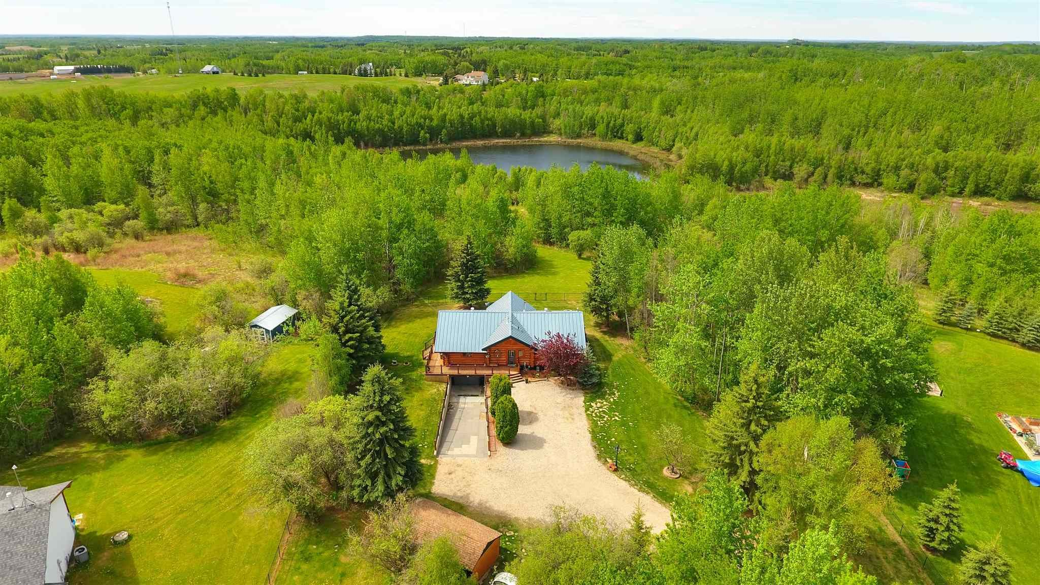 Main Photo: 39 53319 RGE RD 14: Rural Parkland County House for sale : MLS®# E4247646