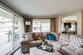 Photo 6: 208 20125 55A Avenue in Langley: Langley City Condo for sale : MLS®# R2350488