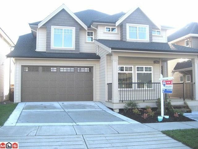 """Main Photo: 17910 70A Avenue in Surrey: Cloverdale BC House for sale in """"SADDLE CREEK"""" (Cloverdale)  : MLS®# F1202384"""