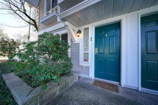 """Photo 2: 1 6588 SOUTHOAKS Crescent in Burnaby: Highgate Townhouse for sale in """"TUDOR GROVE"""" (Burnaby South)  : MLS®# R2343498"""