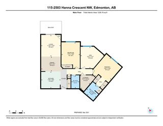 Photo 27: 115 2503 Hanna Crescent in Edmonton: Zone 14 Condo for sale : MLS®# E4234381