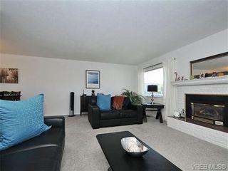 Photo 2: 4021 Oberlin Pl in VICTORIA: SE Gordon Head House for sale (Saanich East)  : MLS®# 648108