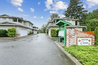 """Photo 25: 7 46209 CESSNA Drive in Chilliwack: Chilliwack E Young-Yale Townhouse for sale in """"Maple Lane"""" : MLS®# R2617765"""