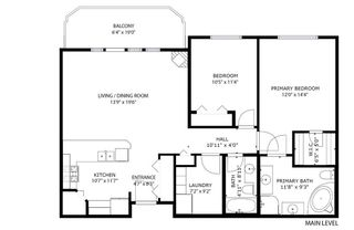 Photo 3: . 2117 Patterson View SW in Calgary: Patterson Apartment for sale : MLS®# A1147456