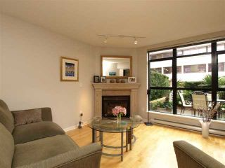 "Photo 3: 103 2181 W 10TH Avenue in Vancouver: Kitsilano Condo for sale in ""THE TENTH AVE"" (Vancouver West)  : MLS®# V793542"