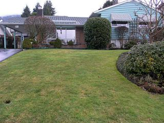 Photo 1: 4168 HIGHLAND Boulevard in North Vancouver: Forest Hills NV House for sale : MLS®# V996227