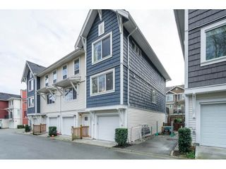 """Photo 1: 40 3039 156 Street in Surrey: Grandview Surrey Townhouse for sale in """"NICHE"""" (South Surrey White Rock)  : MLS®# R2526239"""