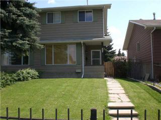 Photo 1: 7812 21A Street SE in CALGARY: Ogden_Lynnwd_Millcan Residential Attached for sale (Calgary)  : MLS®# C3618391