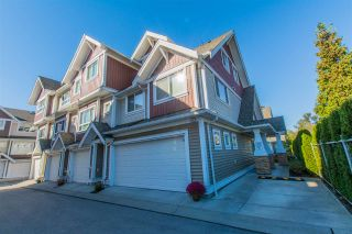"""Photo 1: 24 7298 199A Street in Langley: Willoughby Heights Townhouse for sale in """"YORK"""" : MLS®# R2115410"""