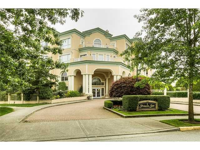 Main Photo: 215 2985 PRINCESS Crest in Coquitlam: Canyon Springs Condo for sale : MLS®# V973276