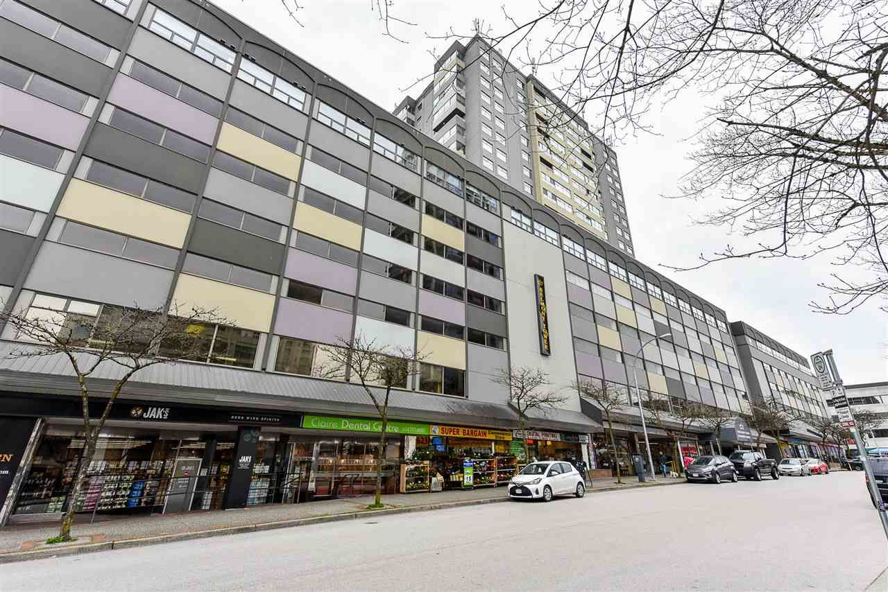 "Main Photo: 1708 615 BELMONT Street in New Westminster: Uptown NW Condo for sale in ""Belmont Towers"" : MLS®# R2560244"