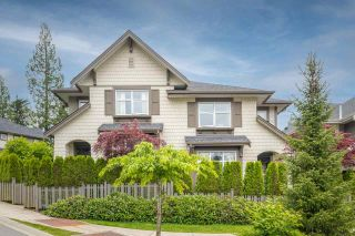 """Photo 1: 34 3400 DEVONSHIRE Avenue in Coquitlam: Burke Mountain Townhouse for sale in """"COLBORNE LANE"""" : MLS®# R2586823"""