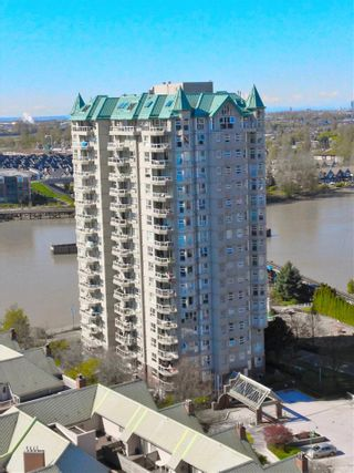 "Photo 18: 706 1250 QUAYSIDE Drive in New Westminster: Quay Condo for sale in ""THE PROMENADE"" : MLS®# R2296917"