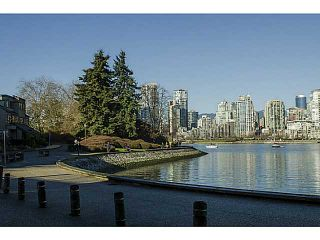 """Photo 20: 782 MILLBANK Road in Vancouver: False Creek Townhouse for sale in """"CREEK VILLAGE"""" (Vancouver West)  : MLS®# V1071873"""