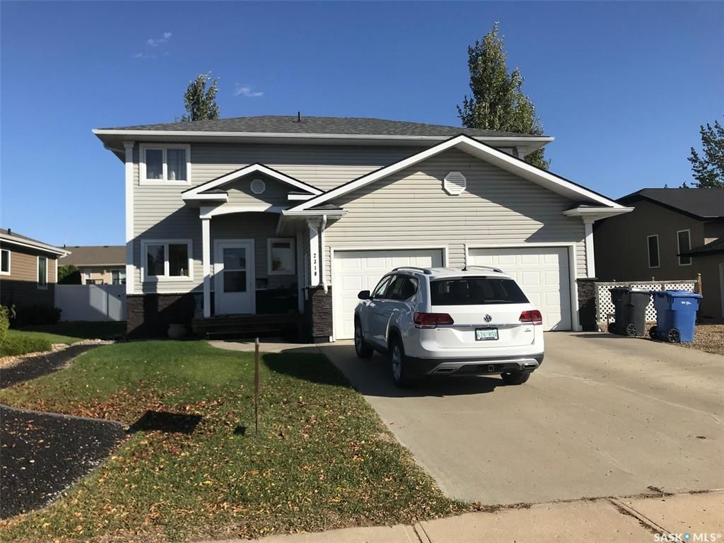 Main Photo: 2310 Henderson Drive in North Battleford: Fairview Heights Residential for sale : MLS®# SK861429