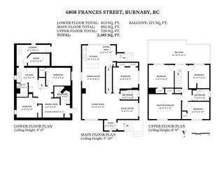 Photo 39: 4808 FRANCES Street in Burnaby: Capitol Hill BN House for sale (Burnaby North)  : MLS®# R2566443