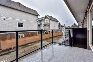 "Photo 19: 5 3126 WELLINGTON Street in Port Coquitlam: Glenwood PQ Townhouse for sale in ""PARKSIDE"" : MLS®# R2242079"