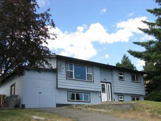 Photo 1: 1334 HOOK DRIVE in : Batchelor Heights House for sale (Kamloops)  : MLS®# 141092